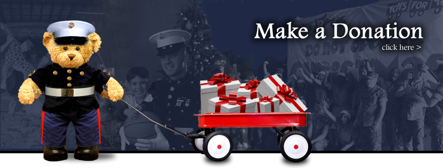 Toys for tots marine